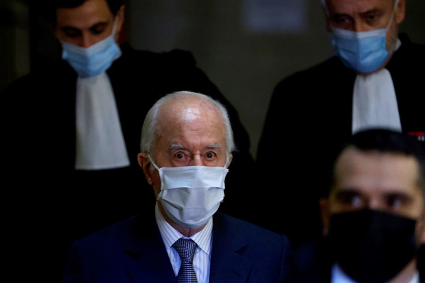 Franse oud-premier Edouard Balladur vrijgesproken van corruptie