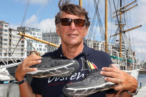 Hubert Rubbens zamelt geld in voor het goede doel: 5.000 km te voet naar Compostela