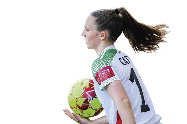 Du football plus féminin en Flandre