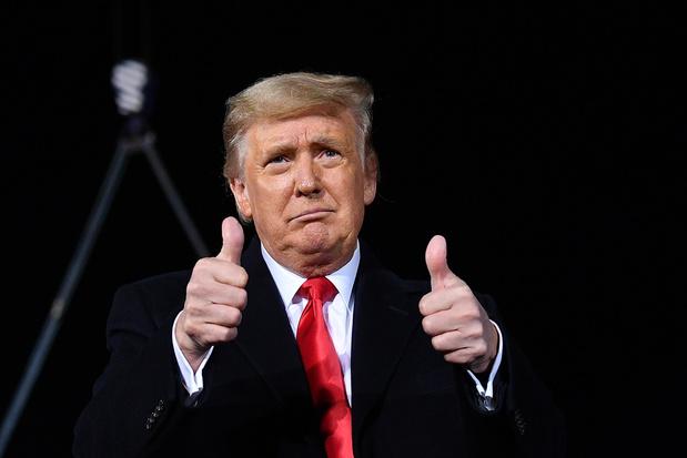 'Plots zaten de Democraten in hetzelfde kamp als president Trump, bien étonnés'