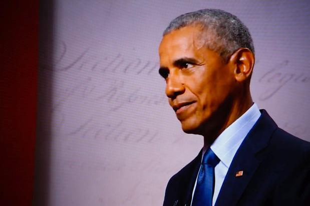 Obama: 'Er is meer dan één verkiezing nodig om het verval van de waarheid te keren'