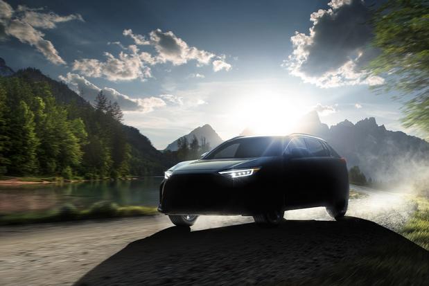 Subaru gaat elektrisch met Solterra