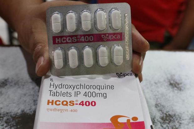 L'Institut de médecine tropicale d'Anvers lance une étude sur l'hydroxychloroquine