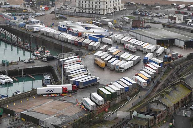Frankrijk laat vanaf woensdag weer reizigers uit VK toe na negatieve coronatest