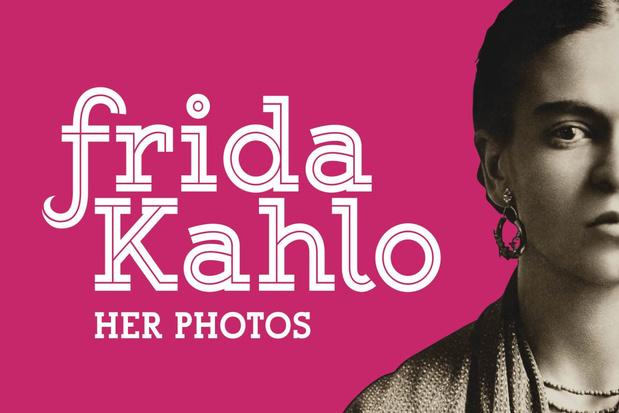 Sint-Pietersabdij in Gent toont fotocollectie van Frida Kahlo
