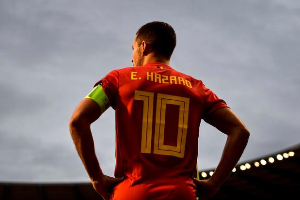 Eden Hazard: vizier op het EK en dan ontploffen onder Ancelotti?