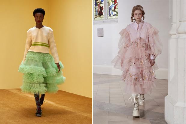Van hoopvolle collecties tot steun voor de queer gemeenschap tijdens London Fashion Week