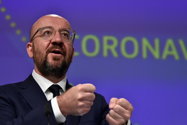 Europese coronamiljarden: Jambon en Di Rupo vragen Charles Michel om meer inspraak
