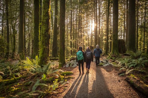 Demir komt met richtlijnen voor wandelingen in de natuur