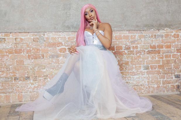 Londense rapper Ivorian Doll wil de donkere, agressieve drill vrouwvriendelijker maken