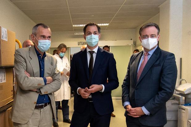 Carl Devos: 'Kritiek Bart De Wever op Vandenbroucke mist geloofwaardigheid'