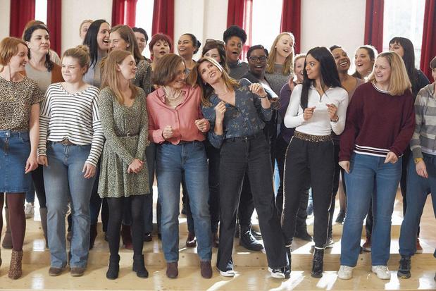 """The Singing Club: """"Ce film parle de la force des femmes"""""""