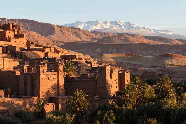 'Bij elk uitstel van mijn reis naar Marokko bleef ik achter met een beetje minder moed'