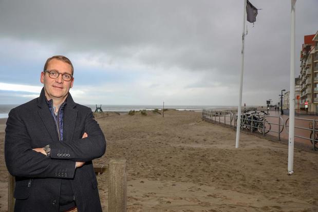 Schepen Tom Dedecker wil medische urgentieploeg voor strandredders in Middelkerke