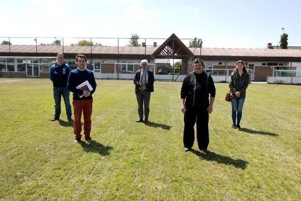 Houthulst investeert fors in toekomst voetbalvelden