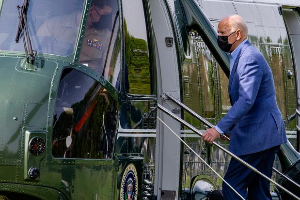 100 dagen Biden: president geniet steun van 52 procent Amerikanen