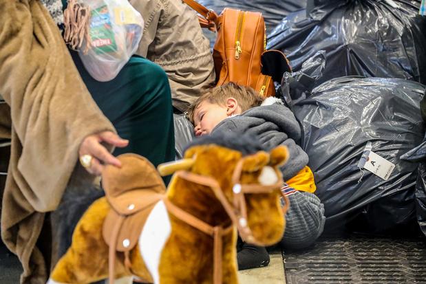 Meer dan 18.700 geëvacueerden uit Afghanistan geland in Ramstein