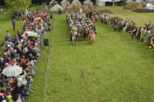 Over pandemieën in de Romeinse tijd