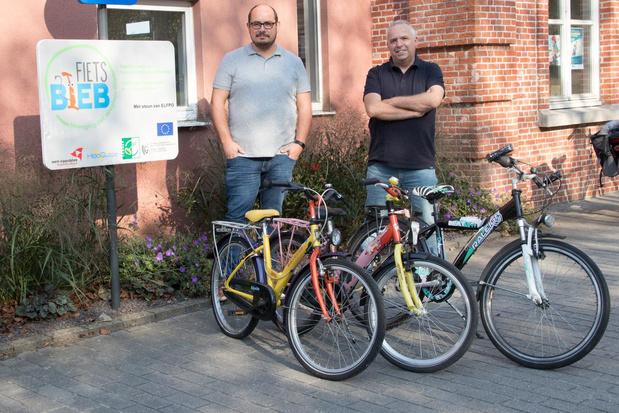 Al jaar budgetvriendelijk fietsen in Gits dankzij de fietsbieb