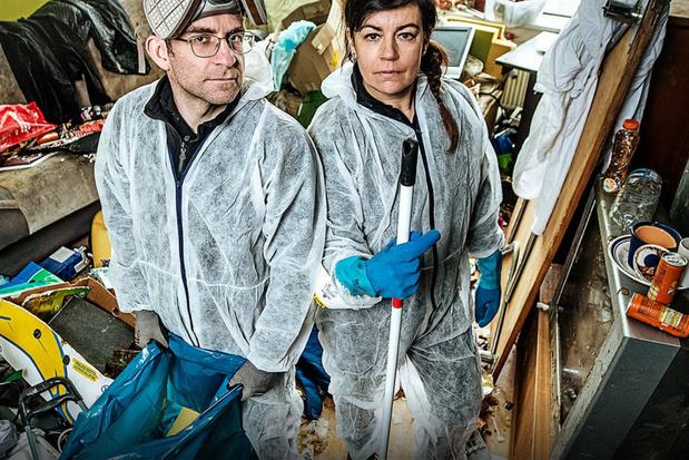 """'Kijken naar """"De vuilste jobs van Vlaanderen"""" is een beetje zoals kijken naar een softe horrorfilm'"""