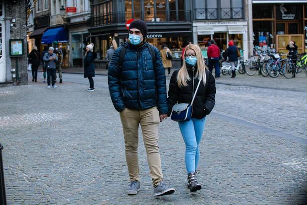 Voorstel voor GAS-boetes voor wie mondmasker op straat draagt, zet kwaad bloed