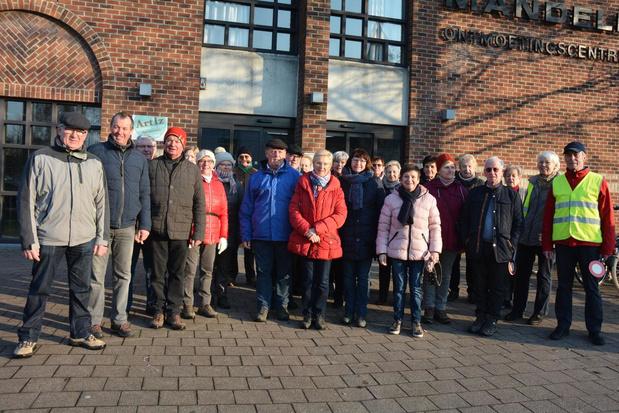 Beweging.net Oostrozebeke verwent vrijwilligers met dauwtrip en ontbijt