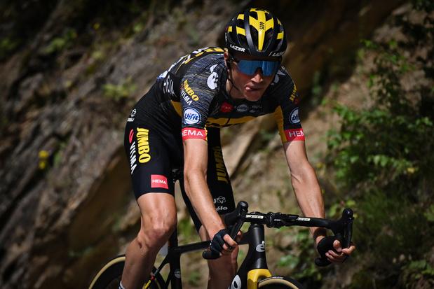 Sepp Kuss pakt de zege op het dak van de Tour, Pogacar blijft makkelijk overeind