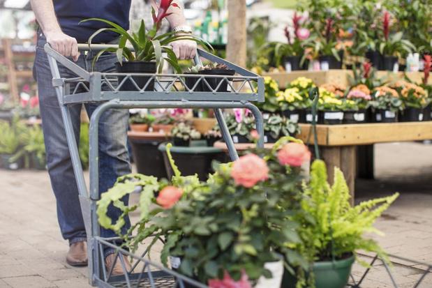 """Unizo wil álle tuincentra heropenen: """"Positieve rol in fysieke en geestelijke gezondheid"""""""