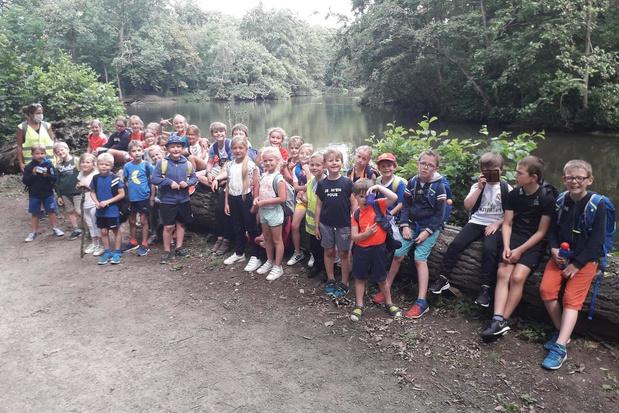 Sportieve tieners op excursie in Ardooie