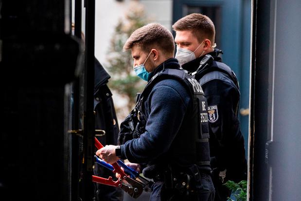 Grote razzia in Duitsland tegen internationaal witwasnetwerk