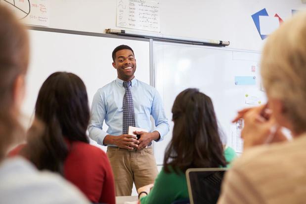 Blijven leren is een must, ook op de werkvloer