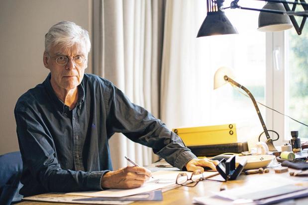 """François Schuiten: """"Avec l'âge, on a d'autant plus soif d'être étonné"""""""