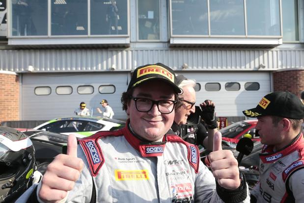 Enzo Ide maakt comeback in EK Rallycross na lange revalidatie