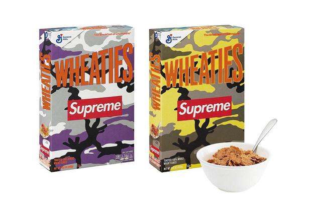 Le label Supreme multiplie les collaborations farfelues