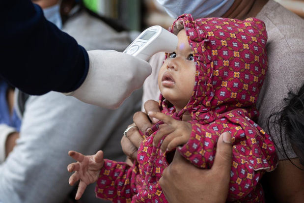 Le NHS met en garde contre une maladie infantile peut-être liée au coronavirus