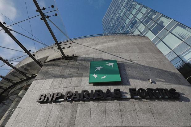 Les revenus de BNP Paribas Fortis en baisse en Belgique au premier semestre