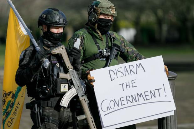 Amerikaanse ministerie van Binnenlandse Veiligheid waarschuwt voor terroristische dreiging