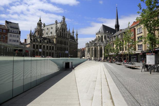 Week van de Belgische Mode van start in Leuven