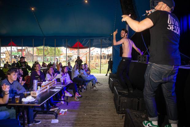 Geen volwaardig festival, wel 'Zomersessies XL' voor Dranouter