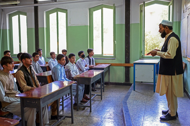 Unesco roept op om scholen ook voor meisjes te heropenen in Afghanistan