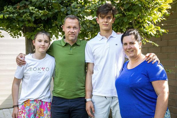 Harelbekenaar Timon Vanhoutte (16) tekent eerste profcontract bij Anderlecht