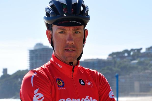 Frederik Van Lierde werkt in Menen laatste triatlon op Belgische bodem af