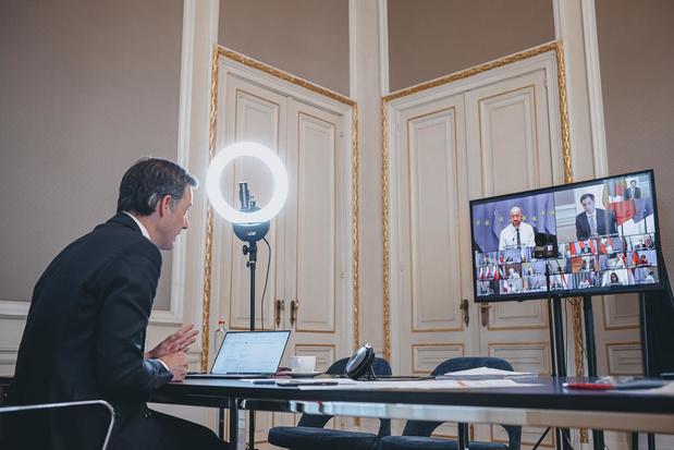 La Belgique doit avoir droit à une part des 10 millions de doses anticipées, selon le Premier ministre