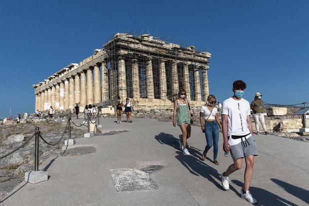 Malgré la pandémie, la Grèce va relever son pronostic de croissance à 5,9% pour 2021