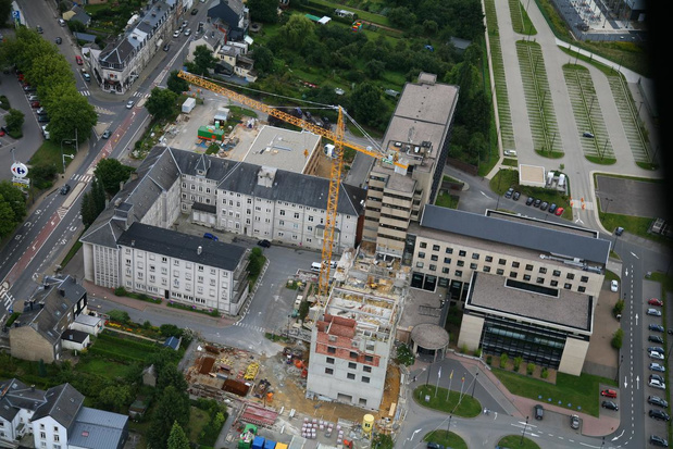 Les hôpitaux généraux luxembourgeois repassent en phase 1B