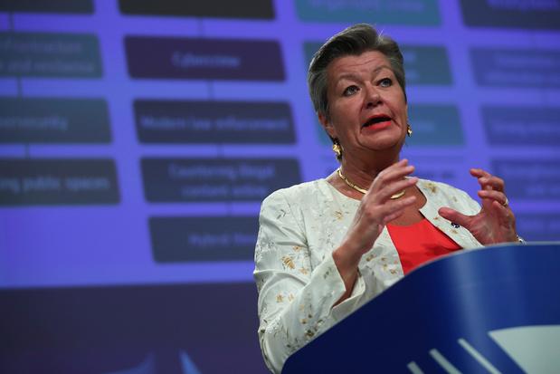 Europese Commissie bindt de strijd aan met online kindermisbruik in nieuwe veiligheidsstrategie