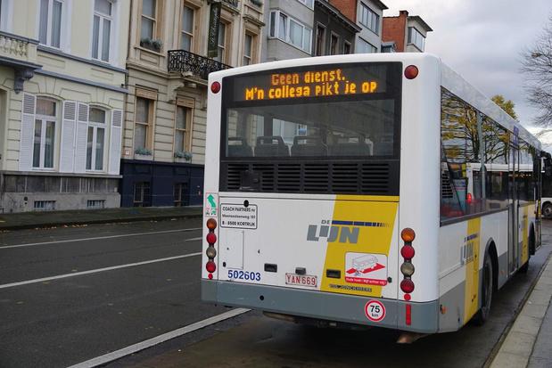 Extra budget voor Kortrijks openbaar vervoer is druppel op hete plaat