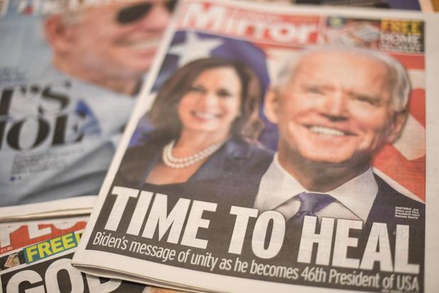 Europese Unie promoot 'nieuwe trans-Atlantische agenda' na verkiezing Joe Biden