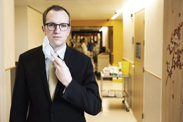 """Ces hôpitaux lancent un appel au gouvernement pour garantir le financement du système: """"Ne nous oubliez pas!"""""""
