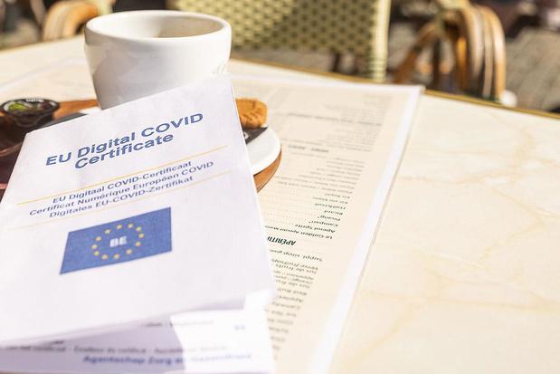Le Covid Safe Ticket obligatoire pour les visiteurs des maisons de repos bruxelloises